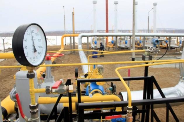 Грузия планирует увеличить импорт газа из России