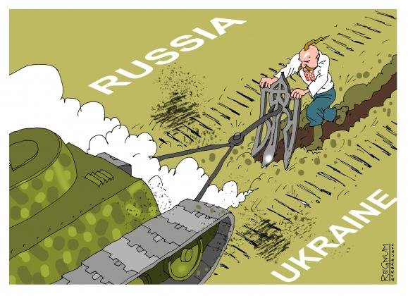 Украина не пропускает российские транзитные товары через границу