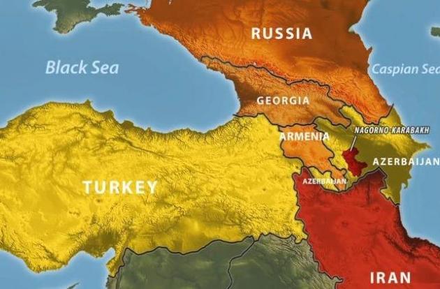 Иран начинает маневры в Закавказье?