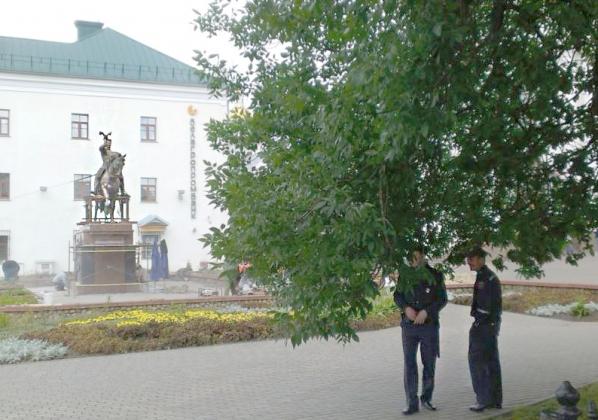 Белая Русь: неизвестная война. Белорусское противостояние