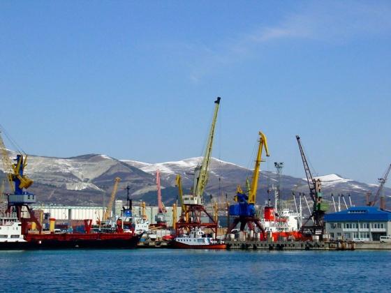 Российские порты в 2015 году: экспорт вырос, импорт упал