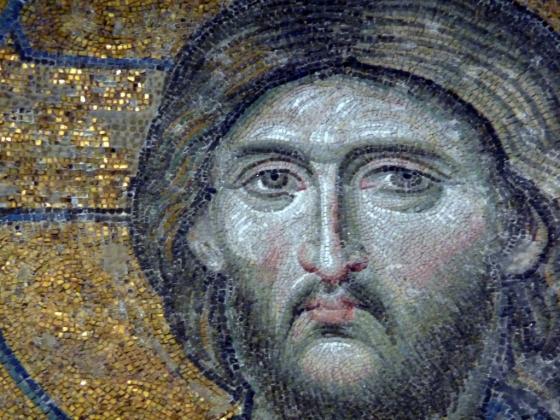 Мозаика Собора св. Софии. Константинополь