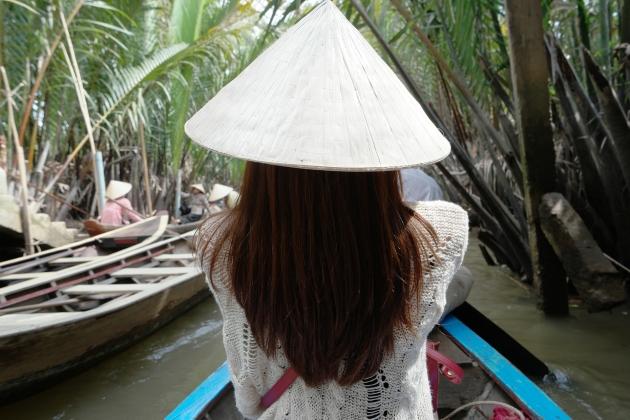 Река Меконг. Вьетнам