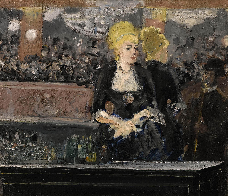 A Bar at the FoliesBergere 1882  Edouard Manet  WikiArt