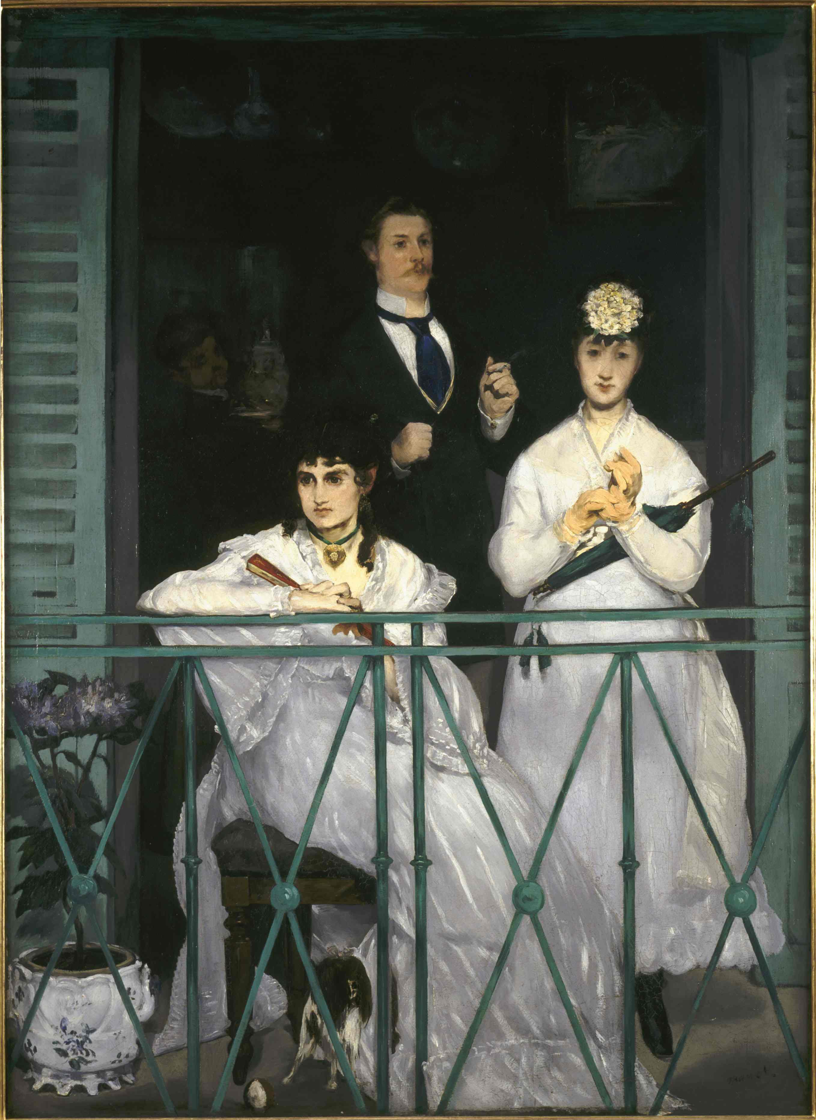 Картинки по запросу мужчина и две женщины картина