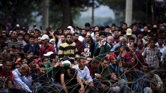 Добро пожаловать в ЕС: у беженцев изымают «излишки» денег