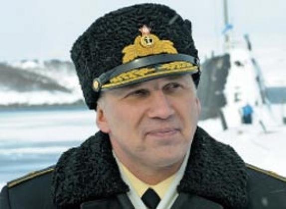Назначен начальник главного штаба ВМФ России