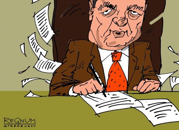 Порошенко оперативно подписал скандальные правки Рады по Конституции