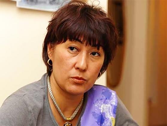 Гульмира Илеуова