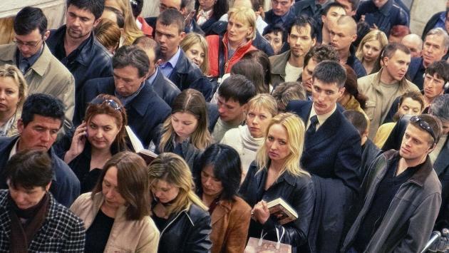 В  2015 году в России прирост населения составил 33 тыс. 700 человек