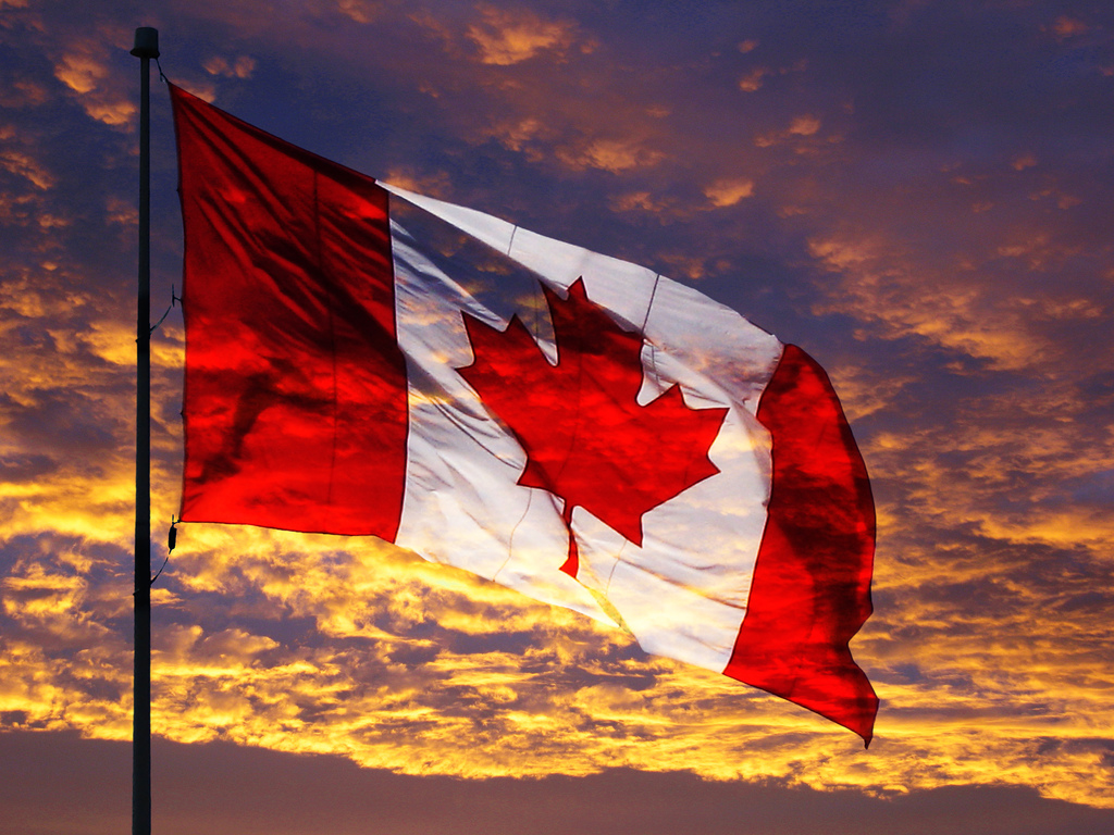 канадский флаг фото инструмент может
