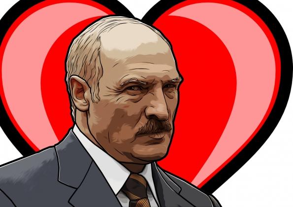 В Белоруссии опубликован список «кумиров» госагитпропа