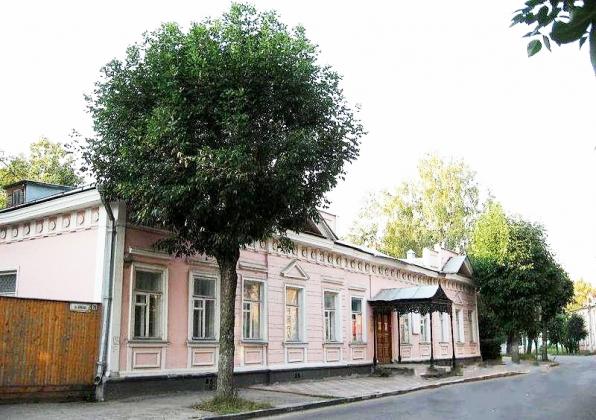 Музей истории молодёжного движения (МИМД) в Рязани