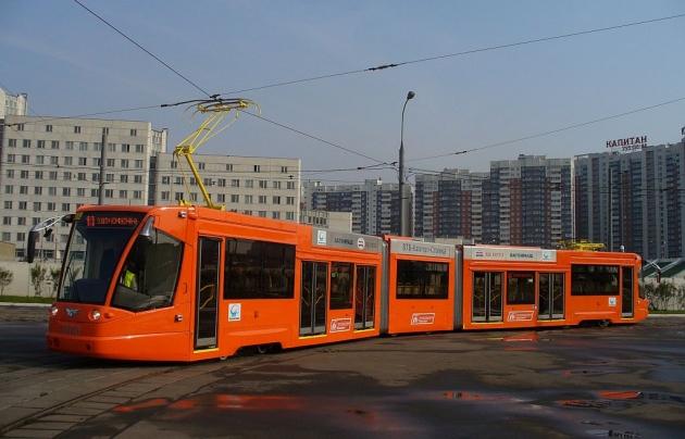 В Ярославле может появиться скоростной легкорельсовый трамвай