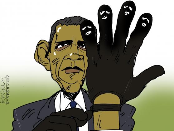 От Обамы требуют вернуть Нобелевскую премию мира