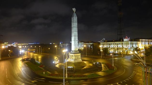 Площадь Победы. Минск