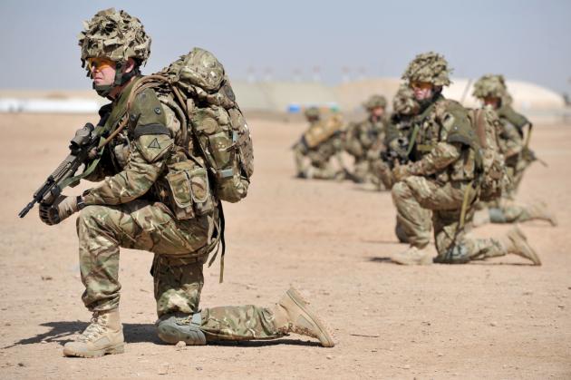 Великобритания репетирует возможный конфликт РФ и НАТО — Daily Telegraph