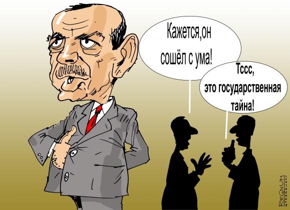 Эрдоган становится проблемой для НАТО и США