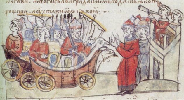 Пора, пора подумать о Константинополе