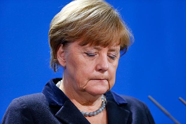 Германия: Меркель, good bye!