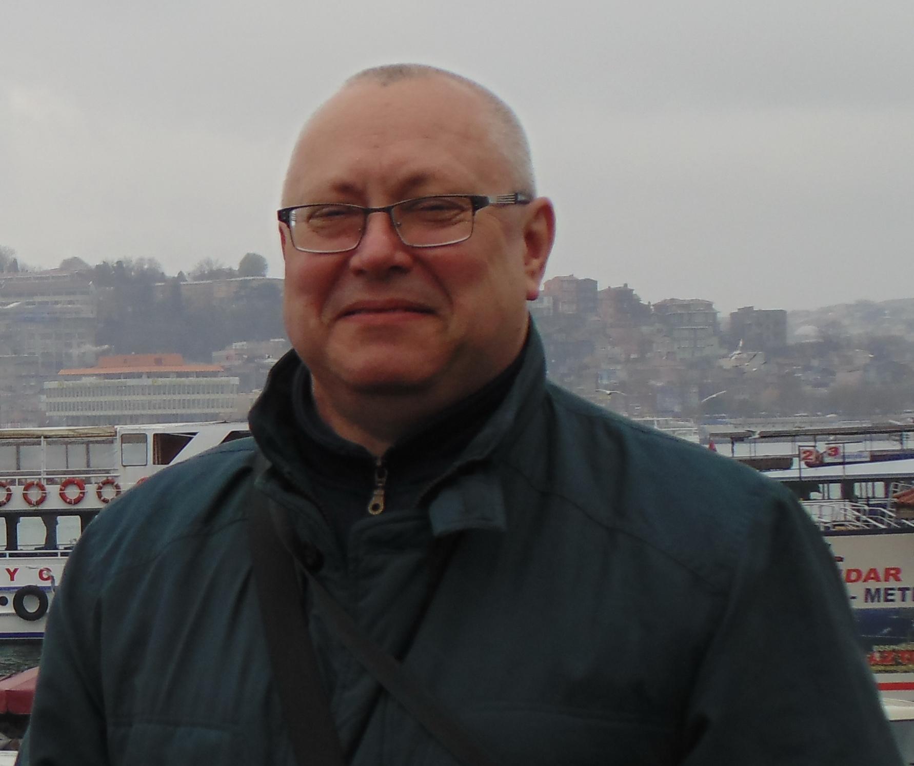 Доцент кафедры статистики РЭУ им. Г.В. Плеханова Сергей Голодов