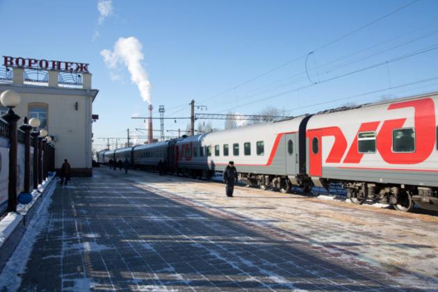 Воронежский вокзал