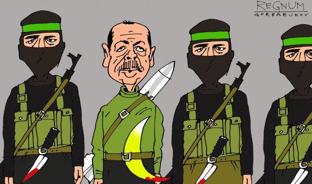 Давутоглу угрожает сирийским курдам расправой