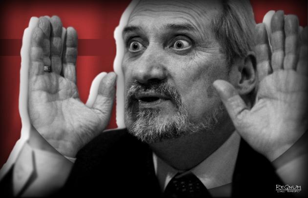 Польша выбивает помощь из НАТО под предлогом «русской угрозы»