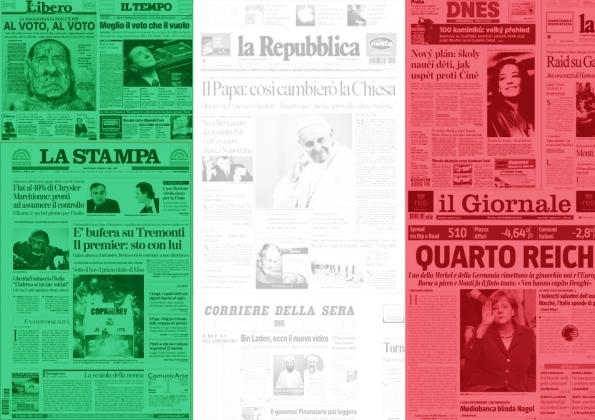 Италия: «Несмотря на свои пустые закрома, Россия переживает опьянение»