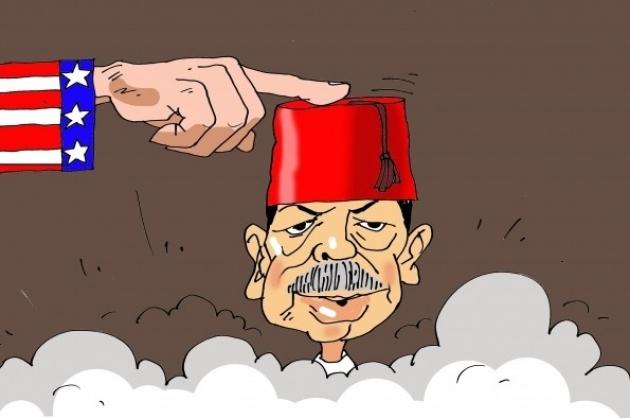 Эрдоган бросил копье – вернулся бумеранг