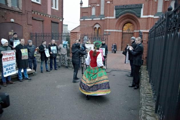 «Верните Меля, шпрот вам в рот»: калининградцы отметили «суверенитет» Литвы