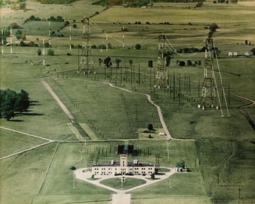 Передающий комплекс радио «Голос Америки» в Бетани, Огайо