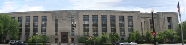 Штаб-квартира радиостанции «Голос Америки». Фото сайта музея радиостанции