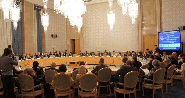 Международная конференция «Участие России в реализации нового соглашения ООН по изменению климата»