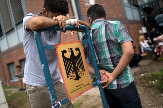 СМИ Германии: Беженцы – расплата за Холокост