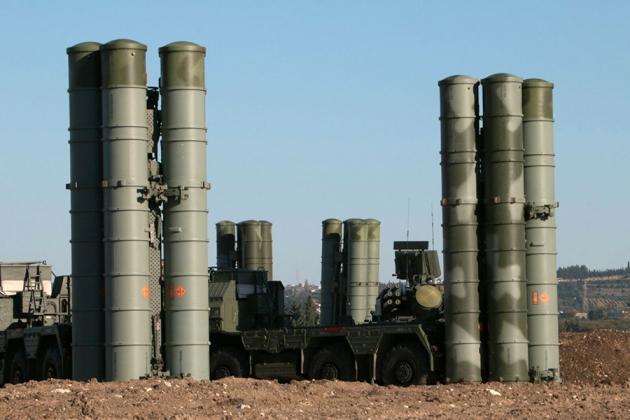 Обеспечение безопасности авиагруппы ВКС РФ в Сирии