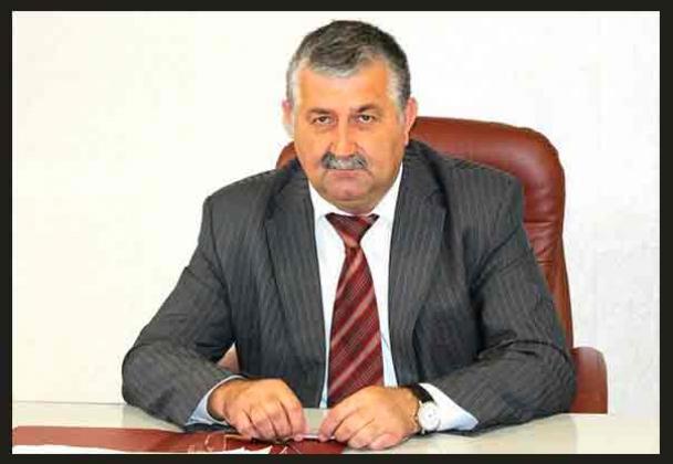 Николай Донцов —  мэр Шимановска