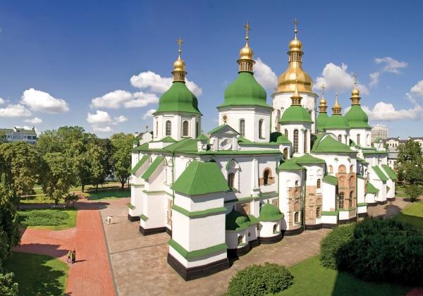 Правительство Украины разрешило раскольникам богослужения в Софии Киевской