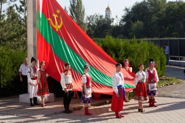 «Духовно и ментально» Приднестровье с Россией. А экономически уже нет