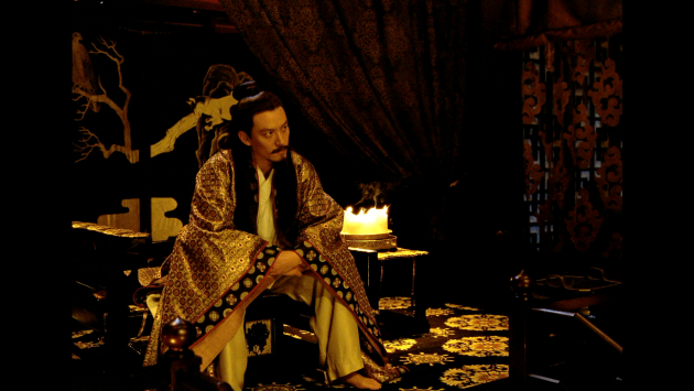 Чан Чэнь в роли Тэн Жиана