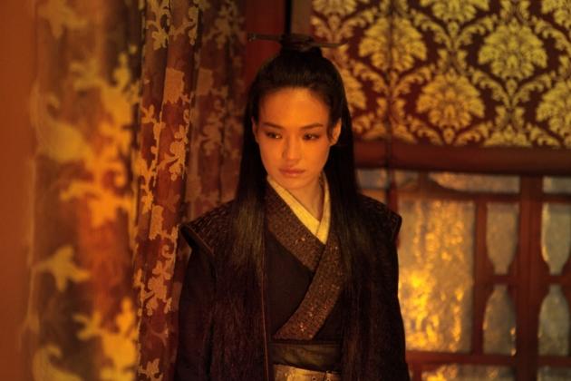 Шу Ци в роли Ни Иннианг