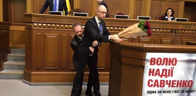 Испания: украинская элита погубит страну