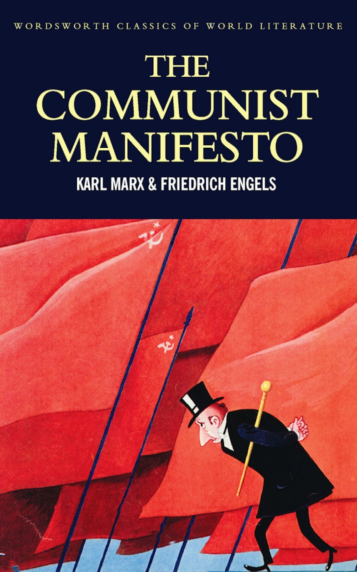 an introduction to the literary analysis of the communist manifesto by karl marx History is an introduction to the analysis of the communist manifesto who we are and why we are the way we are introduction this is the only genuine source of karl.