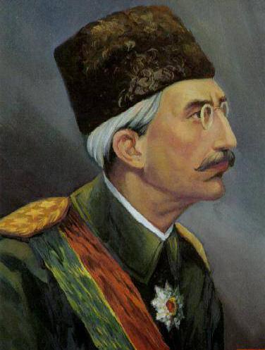 Мехмед Вахидеддиин (1861 — 1926 гг.). Последний османский султан