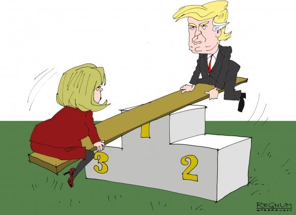 США: Киссинджер или Сорос?