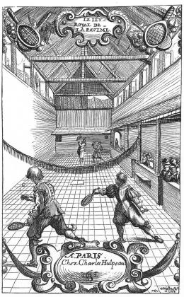 Жё-де-пом. 1632
