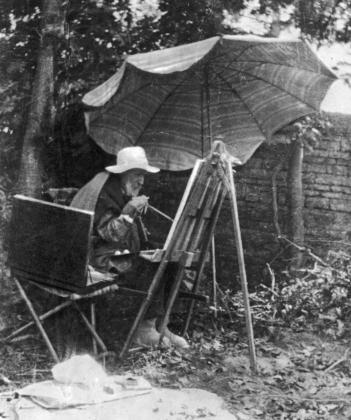 Пьер Огюст Ренуар. 1912