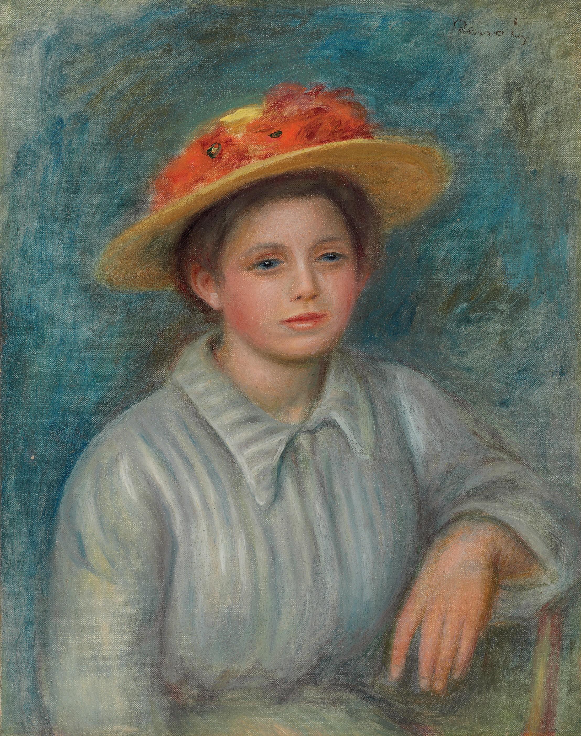 renoir Pour les articles homonymes, voir renoir pierre-auguste renoir dit auguste renoir, né à limoges (haute-vienne) le 25 février 1841 et mort au domaine des collettes à cagnes-sur-mer le 3 décembre 1919, est l'un des plus célèbres peintres français.