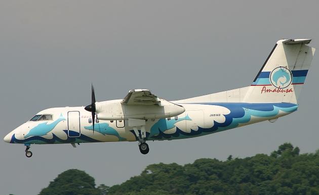 Самолёт Dash 8-103