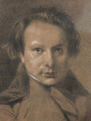 Луи Буланже. Виктор Гюго. 1836